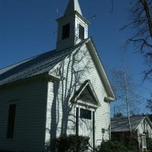 Congregational Church, Weaverville